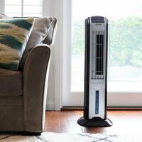 Portable Evaporative Air Cooler Swamp Cooler Conditioner Tower Fan with Remote