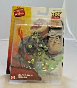Toy Story That Time Forgot - Raptorian Guard - ON CARD