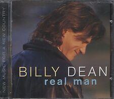 BILLY DEAN Real Man cd