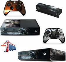 CALL OF DUTY WWII V2 XBOX ONE *TEXTURED VINYL ! * PROTECTIVE SKIN DECAL WRAP