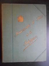 """""""Monuments et sites de la Belgique"""" J & P Jumpertz"""