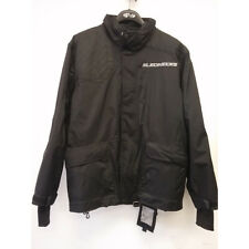 SledNecks Snow Skiing Snowmobile Snowboard Jacket Black Adult Size Medium M