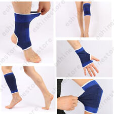 Sports Wear Elbow Ankle Hand Calf Knee Safety Support Tennis Elastic Pain Relief