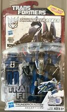 Transformers Thundercracker Gereations Thrilling 30 with Comic New Sealed
