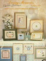 Loving Memories 24 Cross Stitch Pattern All Occasions 1982