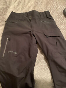 Mens Patagonia Powder Bowl Pants Medium