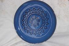 Denby Midnight Platter Plate 26 cm