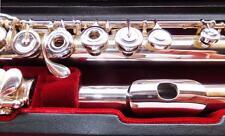 Altus 1407 (1607) RE Vollsilber Querflöte Silberflöte, Flöte Flute solid silver