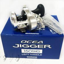 Shimano Ocea Jigger 1501Hg Baitcasting Reel Left For Saltwater Game Fishing