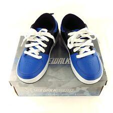 Acera Sport Street Junior Niños UK 1 UE 33 Azul Negro Roller Skate Zapatillas
