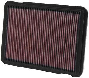 K&N Hi-Flow Performance Air Filter 33-2146 fits Toyota Land Cruiser Prado 3.0...