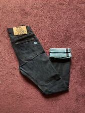 Naked And Famous Street Fighter Ryu Jeans Weird Guy Fit Size 29