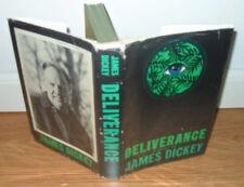 Deliverance - James Dickey. 1970 hc/dj Houghton Mifflin