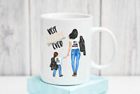 Personalized Best Mom Ever Coffee Mug Mother's Day Gift Tea Cup Choose