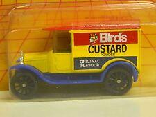 Vintage Matchbox 1921 FORD Model T Bird`s Custard Van 1991 - # 44 MOFC CH  *