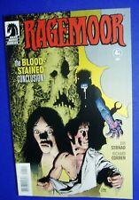 Ragemoor .complete set 1,2,3,4. Corben, Strnad Horror comics.  1st . VFN/NM. LOT