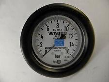 Wabco Bremsdruckprüfgerät Prüfmanometer 453 004 007 0 (003 1610), NEU, OVP