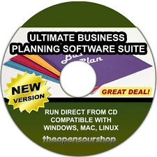 Pro Business Management & Project Planning Package CD - Manage Tasks Effectively