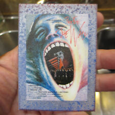PINK FLOYD Refrigerator Magnet; 'The Scream' Classic 1980 Wall Movie Poster (rp)