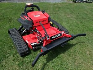 """NEW RC MOWERS TK-52XP TRACKED SLOPE MOWER, REMOTE CONTROL, 52"""" DECK, 27 HP GAS"""
