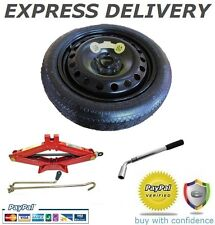 "CHEVROLET VOLT SPACE SAVER SPARE WHEEL 17"" JACK 5x115 NEW"