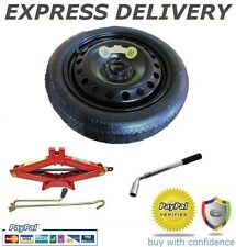 "CHEVROLET VOLT SPACE SAVER SPARE WHEEL 17"" + TOOL KIT"