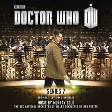 NEW Doctor Who: Series 7 (Audio CD)