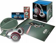 SMS Audio STREET by 50 First Edition Star Wars On Ear Headphones Boba Fett
