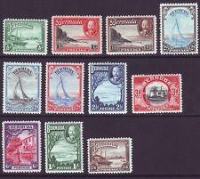 Bermuda 1936 SC 105-114 MH Set
