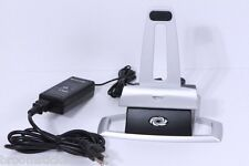 Original Crestron TPMC-10-DS Docking Station With Power Supply Adapter