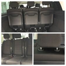 9 SEATER MERCEDES VITO 2016-2017  VAN SEAT COVER MADE TO MEASRURE  QUILTED X120V