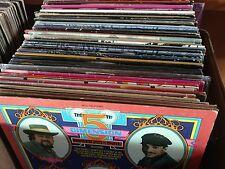 VINYL LP ALBUM/SINGLE LOT Pick FIVE (5) From List Disco Pop Soul R&B Over 200