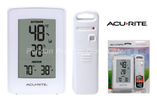 AcuRite Indoor Outdoor Wireless Weather Station Thermometer with Humidity NEW