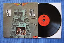 THE WHO / LP Double POLYDOR 2675 089 / 1966-67 Réédition 1974 ( F )