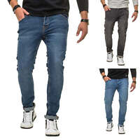 Jack & Jones Herren Slim Fit Jeans Jeanshose Stretchhose Herrenhose Denim Hose