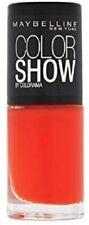 Gemey Maybelline Colour Show Nail Polish – No. 341 Orange Attack