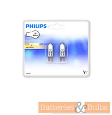 Philips Halogen Light Bulbs 20W Camera
