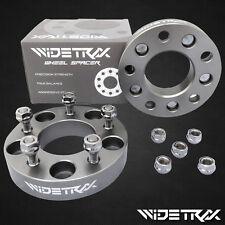 """4PC WIDETRAX 1.25"""" Wheel Bolt Adapters 5x127 to 5x120.7 5x5 5x4.75 78mm Titanium"""