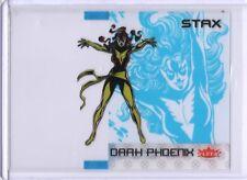 2018 Fleer Ultra X-Men STAX Acetate Insert 3A Top Layer Dark Phoenix UD SKC