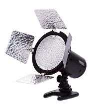 Yongnuo YN168 LED Video Light Lamp Hot Shoe for Photograpy Camcorder Camera