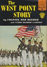 The West Point story by R. Reeder (Landmark Book 70, 1956) (US Military Academy)