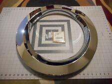 Frigidaire Crosley Dryer Door Frame Chrome 134854300    (B)