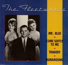 THE FLEETWOODS : 4 TRACKS / 3 INCH CD SINGLE (RHINO RECORDS R3 73009)