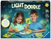 Ravensburger 18084 Light Doodle Mond Sterne Spielzeug Zaubertafeln Kleinkinder