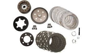 BLD Belt Drives Competitor Clutch Kit Pressure Plate Harley Big Twin Cable 07-20