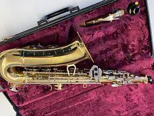 ES AltSuper Classic Amati Kraslice Saxophone + Koffer u. Mundstück