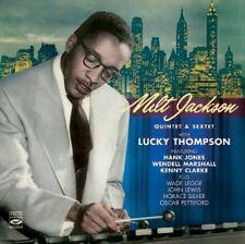 Milt Jackson - Quintet & Sextet with Lucky Thompson Fresh Sound 2CD