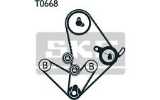 SKF Kit de distribución HYUNDAI GALLOPER H-1 MITSUBISHI MONTERO VKMA 95014
