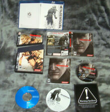 Metal Gear Solid 4: Guns Of The Patriots LIMITED EDITION Playstation 3 PS3 LE