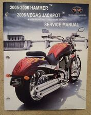 victory cd motorcycle repair manuals & literature for sale ebay bmw wiring diagrams oem victory 2005 06 hammer, 2006 vegas jackpot service manual, nos, 9920340